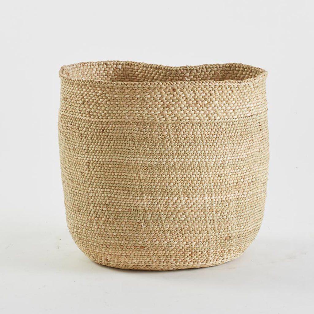 Natural Woven Basket, Extra Large