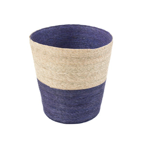 Purple Conical Basket