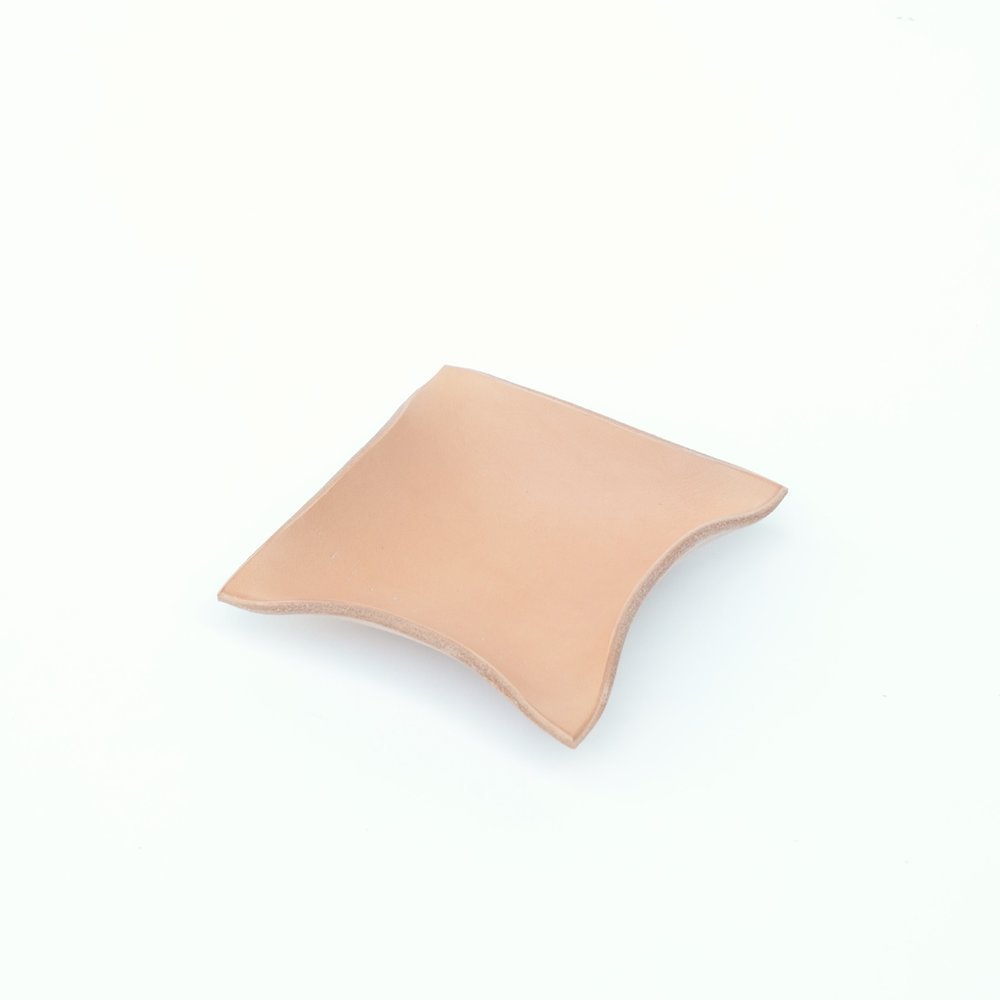Hand Shape Raw Edge Tray Small