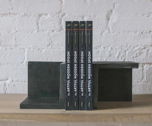 Cast Iron Book End