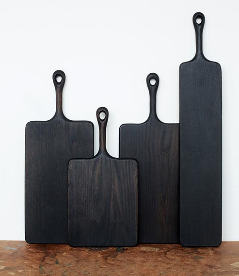 Serving Board, Large, Black