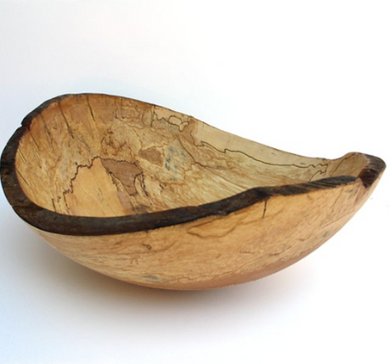 Oval Bowl, Maple 15