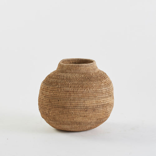 Tonguna Woven Basket, Size Small