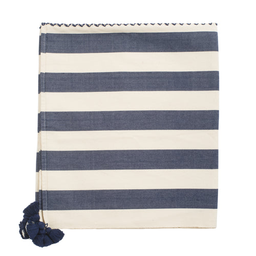 Boat Stripe Throw