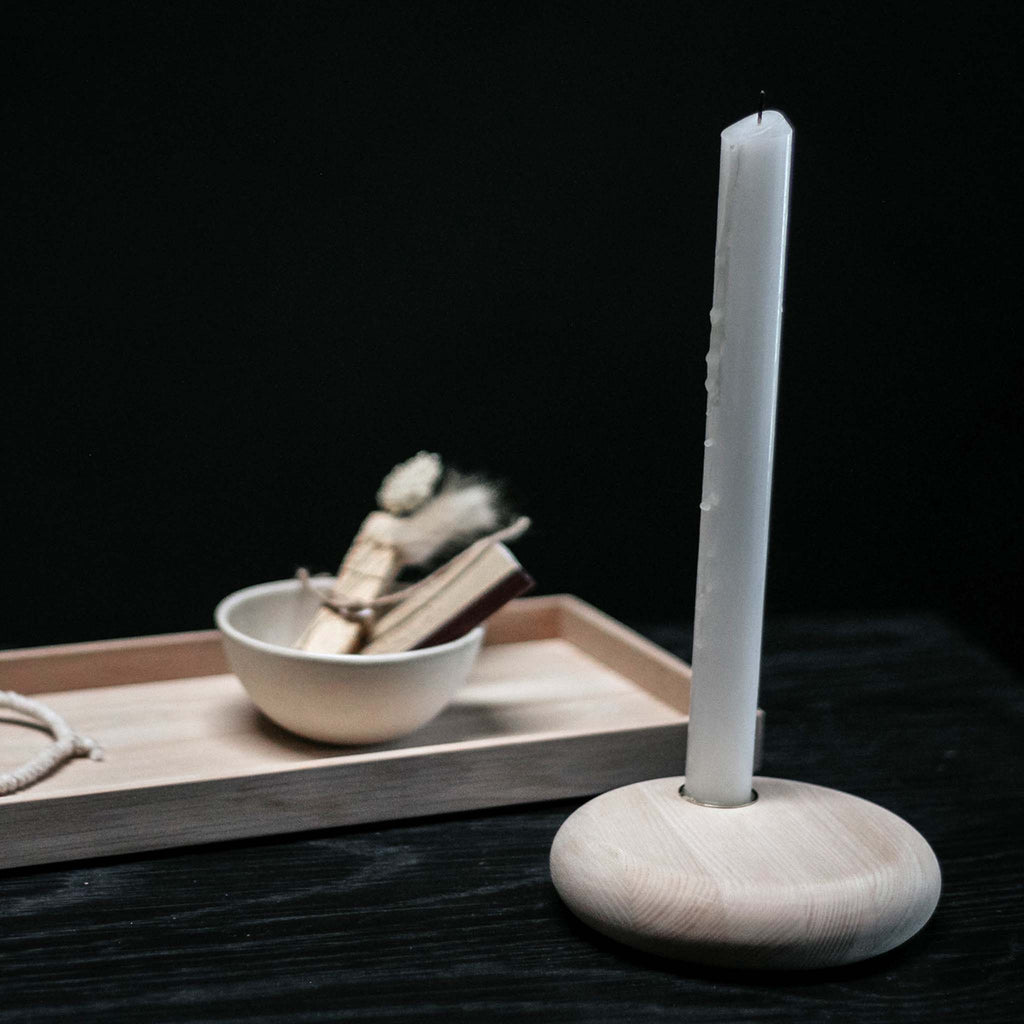 Cookie Candlestick Holder