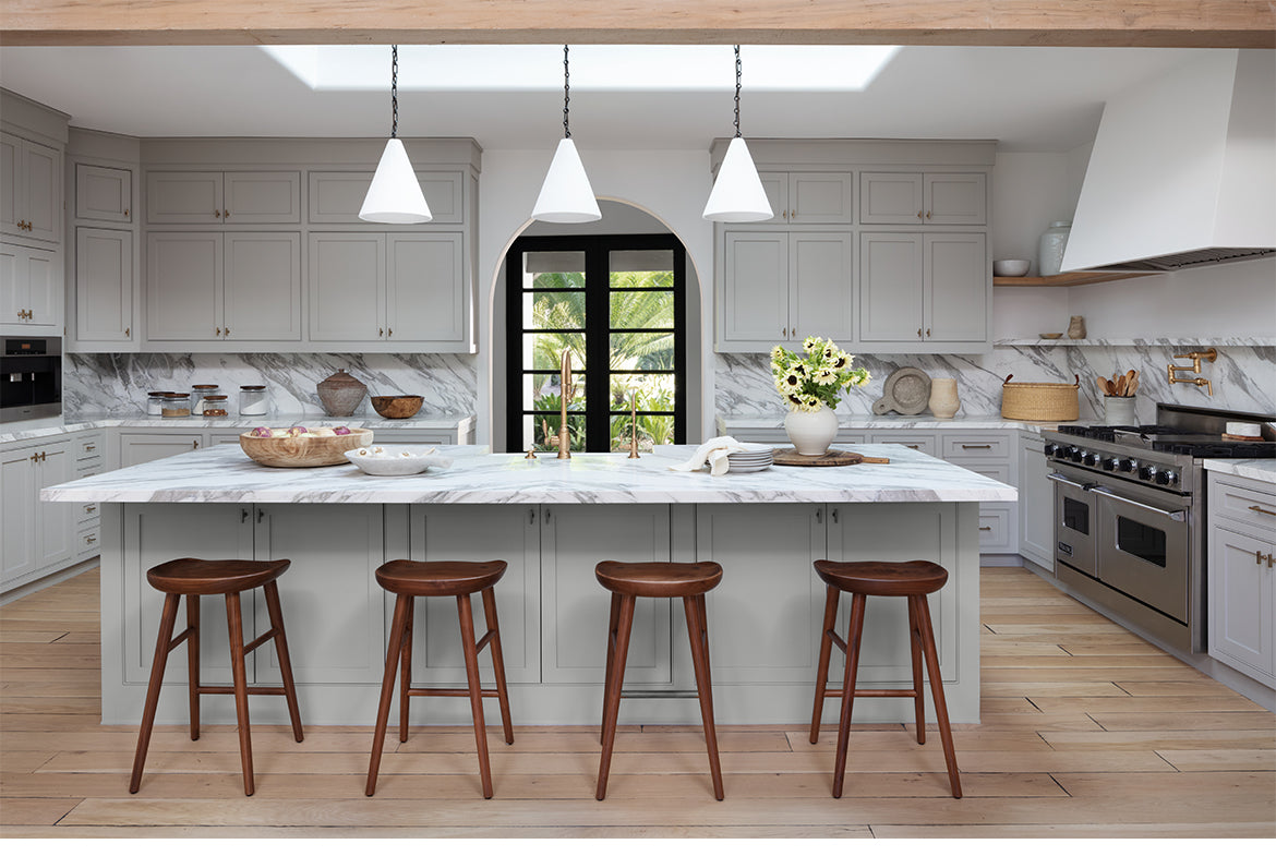 Studio Life.Style Brentwood Kitchen Marble Counter