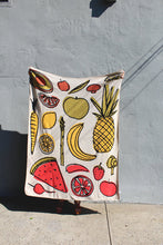 Fruits and Veggies Blanket