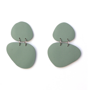 River Rocks - Sage Green