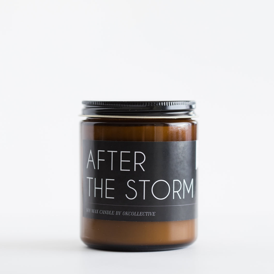 After the Storm - 8oz Soy Candle