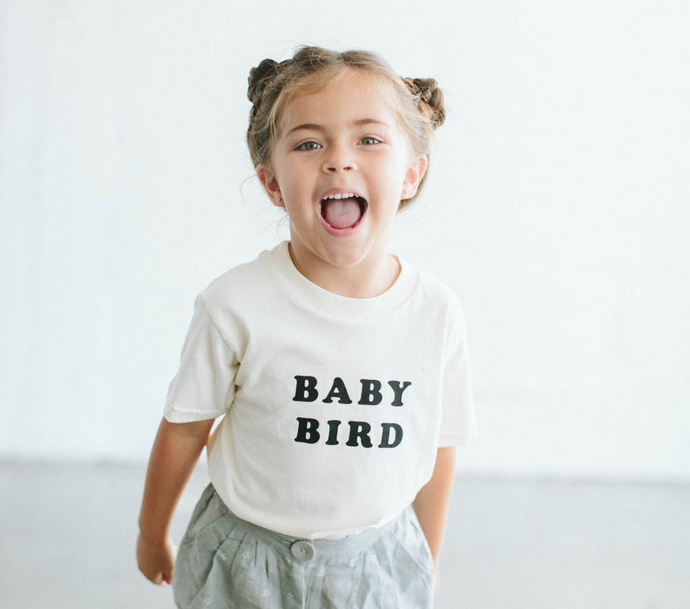 Baby Bird Toddler Tee