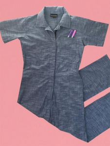 Chambray Coveralls