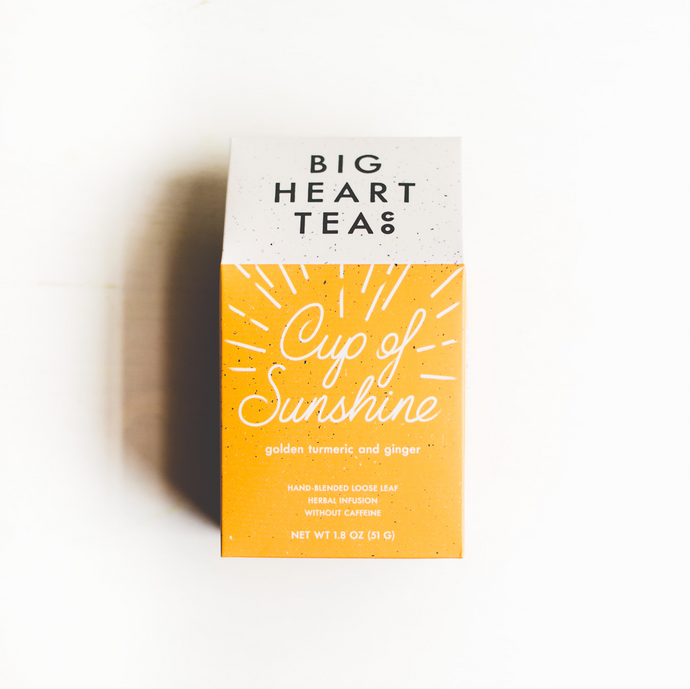 Cup of Sunshine Tea