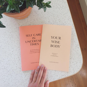 Zines by Maribeth Helen