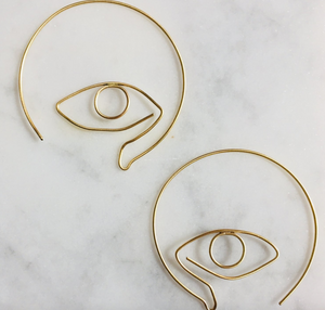 Voyeur Earrings