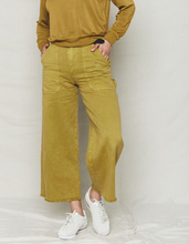 Avocado Hemp Utility Pants
