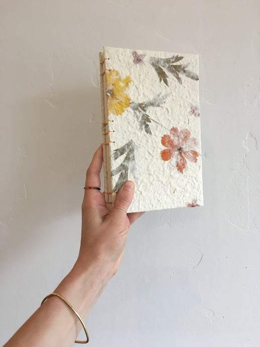 Handmade Lotka Journal