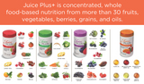 Plant Based Fruits Vegetables and Berries TRIO