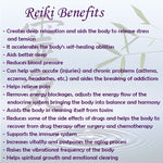 Reiki Therapy  Session 45 mins.