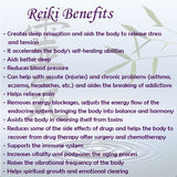 Reiki Therapy Session 60 mins