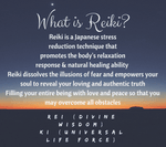Reiki Level 1 Training/Certification