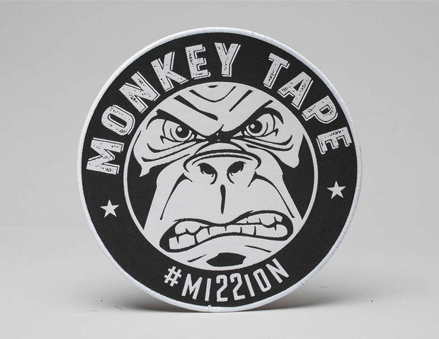 Mission 22 Patch - Accessories Monkey Sports Tape