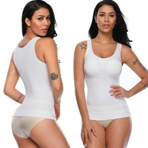 Image of 3 in 1 Magic Top - WHITE 1PC / S - Womens Clothing / Tops & Sets / Blouses & Shirts