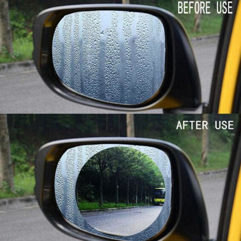 Image of Anti Fog Rear-view Mirror Film