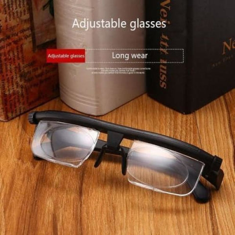 PERFECT VISION ADJUSTABLE FOCUS GLASSES - ADJUSTABLE FOCUS GLASSES - Womens Clothing / Accessories / Prescription Glasses