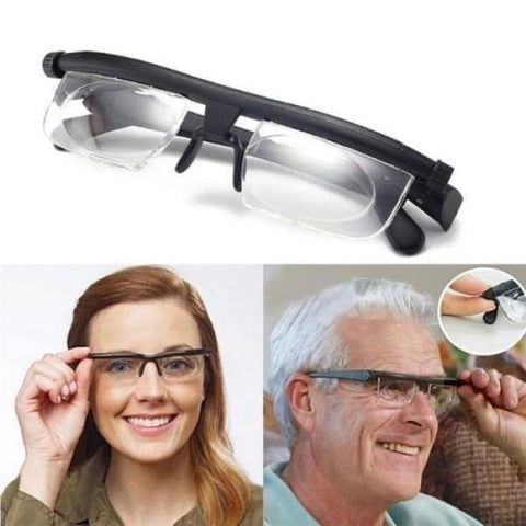 PERFECT VISION ADJUSTABLE FOCUS GLASSES - Womens Clothing / Accessories / Prescription Glasses