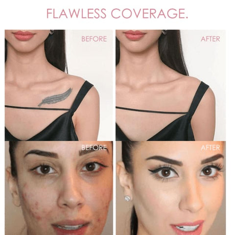 Image of Phoera Flawless Matte Liquid Foundation