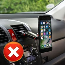 car mount for cell phone