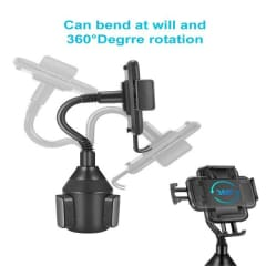 Car Cup Holder Phone Mount