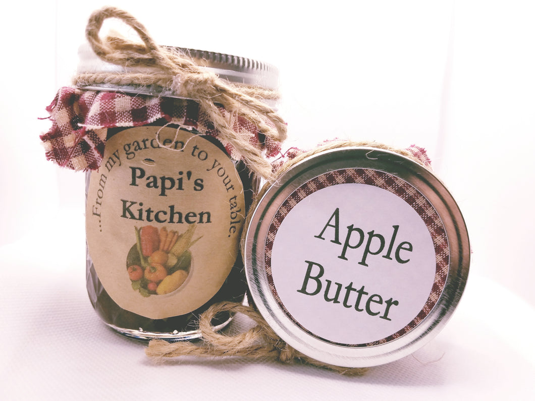 Apple Butter Half Pint