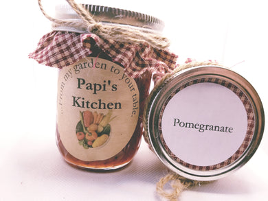 Pomegranate Jelly - State Fair Winner!