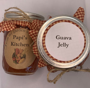 Guava Jelly  - State Fair Winner!