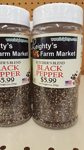 Butcher's Black Pepper