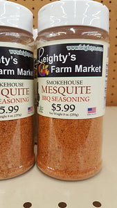 Smokehouse Mesquite BBQ Seasoning