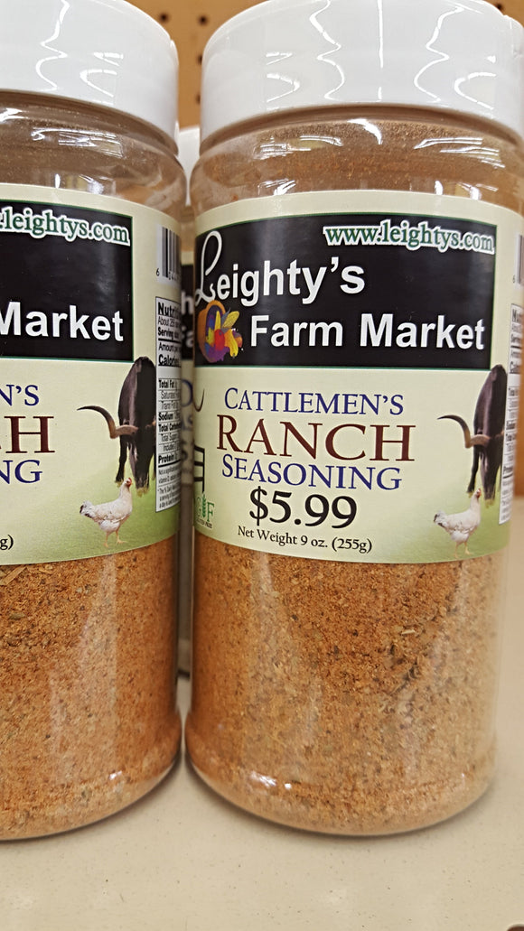 Cattlemen's Ranch Seasoning