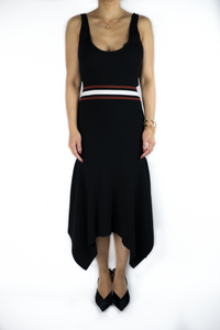 ALC - Black Anders Knit Dress - Size S
