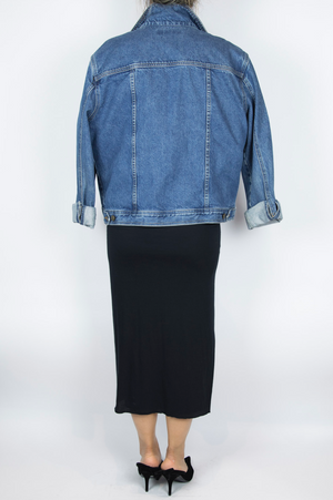 Jones New York  - Denim Jacket - Size 2