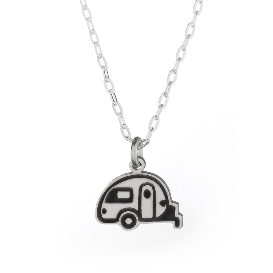Camper Tiny Necklace