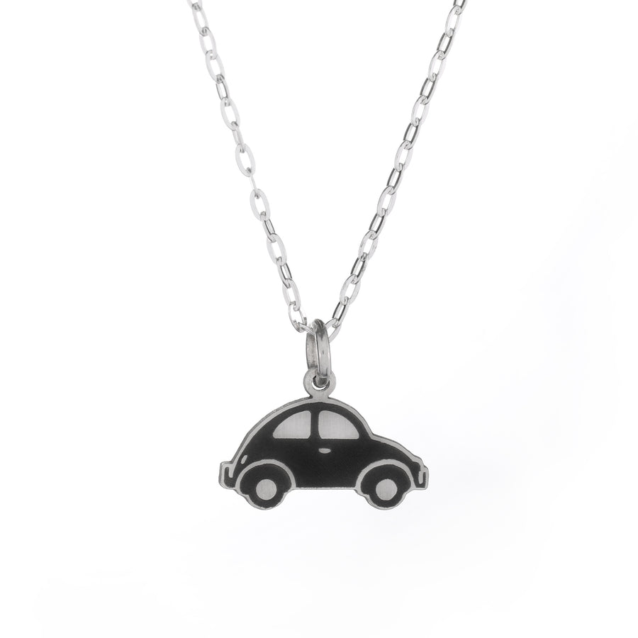 Car Tiny Necklace