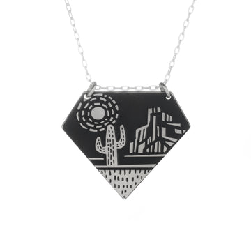Desert Valley Necklace