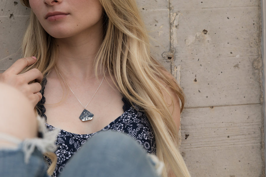 Born To Roam Necklace