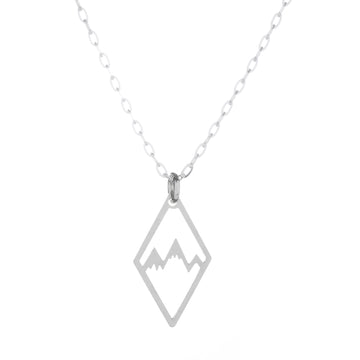 Climb Higher Necklace
