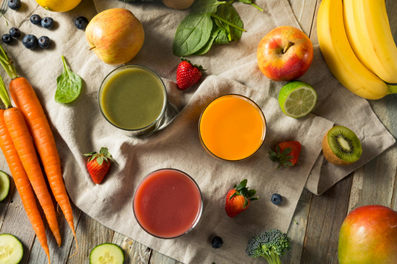 Health Benefits of Juicing - A look at the research