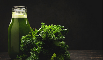 Benefits of Cold Press Kale Juice