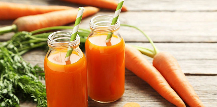 The Benefits of Carrot Juice