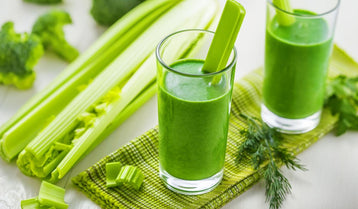 The Benefits of Celery Juice