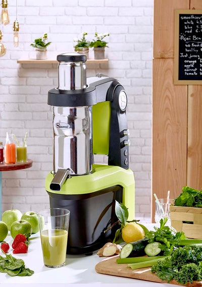 Commercial cold press juicer